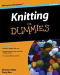 Knitting For Dummies Book 2nd Edition (Discontinued)
