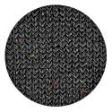 Kraemer Tatamy Tweed Worsted Yarn - Black Tweed
