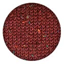 Kraemer Tatamy Tweed Worsted Yarn - Burgundy Tweed