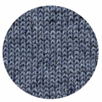 Kraemer Tatamy Tweed Worsted Yarn - Faded Denim