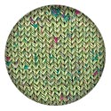Kraemer Tatamy Tweed Worsted Yarn - Lime Tweed