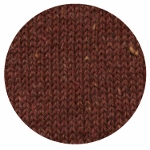 Kraemer Tatamy Tweed Worsted Yarn - Rust