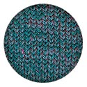 Kraemer Tatamy Tweed Worsted Yarn - Teal Tweed