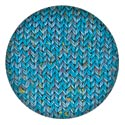 Kraemer Tatamy Tweed Worsted Yarn - Turquoise
