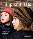 Lark Books - Hip Knit Hats Book