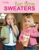 Leisure Arts - Fun Time Sweaters Book
