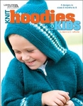 Leisure Arts - Knit Hoodies For Kids Book (Clearance)