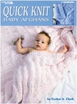 Leisure Arts - Quick Knit Baby Afghans Book