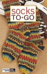 Leisure Arts - Socks To Go Book (Clearance)
