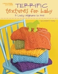 Leisure Arts - Terrific Textures For Baby Book