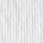Lily Sugar'n Cream Ombre Yarn Big Ball - White