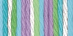 Lily Sugar'n Cream Yarn Cone - Beach Ball Blue