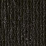 Lily Sugar'n Cream Yarn Cone - Black