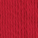 Lily Sugar'n Cream Yarn Cone - Red