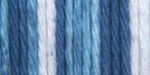 Lily Sugar'n Cream Yarn Stripes Super Size - Tie Dye