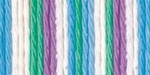 Lily Sugar'n Cream Yarn Super Size - Beach Ball Blue