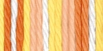 Lily Sugar'n Cream Yarn Super Size - Creamsicle