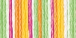 Lily Sugar'n Cream Yarn Super Size - Over The Rainbow