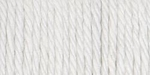 Lily Sugar'n Cream Yarn Super Size - White