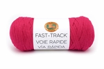 Lion Brand Fast Track Yarn - Pink Convertible