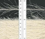 Lion Brand Fun Fur Yarn - Ivory