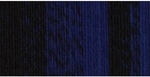 Lion Brand Scarfie Yarn - Black/Royal