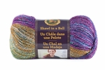 Lion Brand Shawl In A Ball Yarn - Metallic Prism