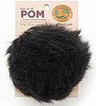 Lion Brand The Pom - Black Cat
