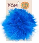 Lion Brand The Pom - Electric Blue