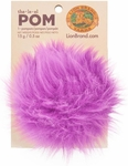 Lion Brand The Pom - Ultraviolet