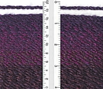 Lion Brand Tweed Stripes Yarn - Orchid