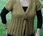 Lisa Ellis Designs Baby Doll Cardigan Pattern