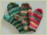 Lisa Ellis Designs Basic Twined Mittens Patterns