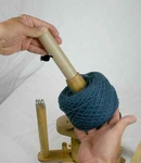 Nancy's Knit Knacks Yarn Ball Cores-10 per package