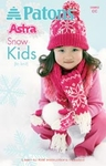 Patons Astra - Snow Kids Book