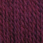 Patons Classic Wool Yarn - Plum Heather