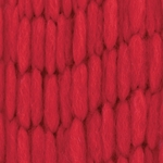 Patons Cobbles Yarn - Poppy Red