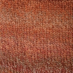 Patons Kroy Socks FX Yarn - Copper Colors