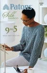 Patons Silk Bamboo - 9 to 5 Book