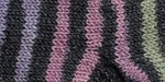 Patons Stretch Socks Yarn - Spumoni Stripes
