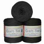 Premier Craft-Tee Yarn - Black Shades (Clearance)