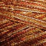 Premier Spangle Yarn - Copper Tones