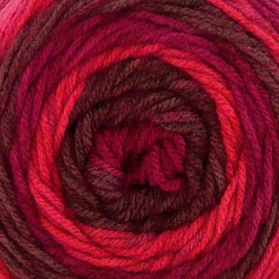 Premier Sweet Roll Yarn - Cherry Swirl Only $3.99 at Yarn Supply