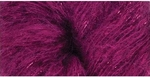 Red Heart Boutique Rigoletto Yarn - Hot Pink-Metallic