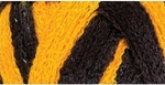 Red Heart Boutique Sashay Team Spirit Yarn - Gold/Black