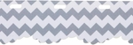 Red Heart Boutique Sassy Fabric Yarn - Grey Chevron