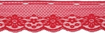 Red Heart Boutique Sassy Lace Yarn - Scarlet