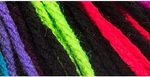 Red Heart Super Saver Yarn - Neon Stripes