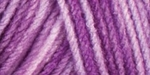 Red Heart Super Saver Yarn - Purple Tone