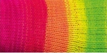 Regia Fluormania Sock Yarn -  Neon Rainbow